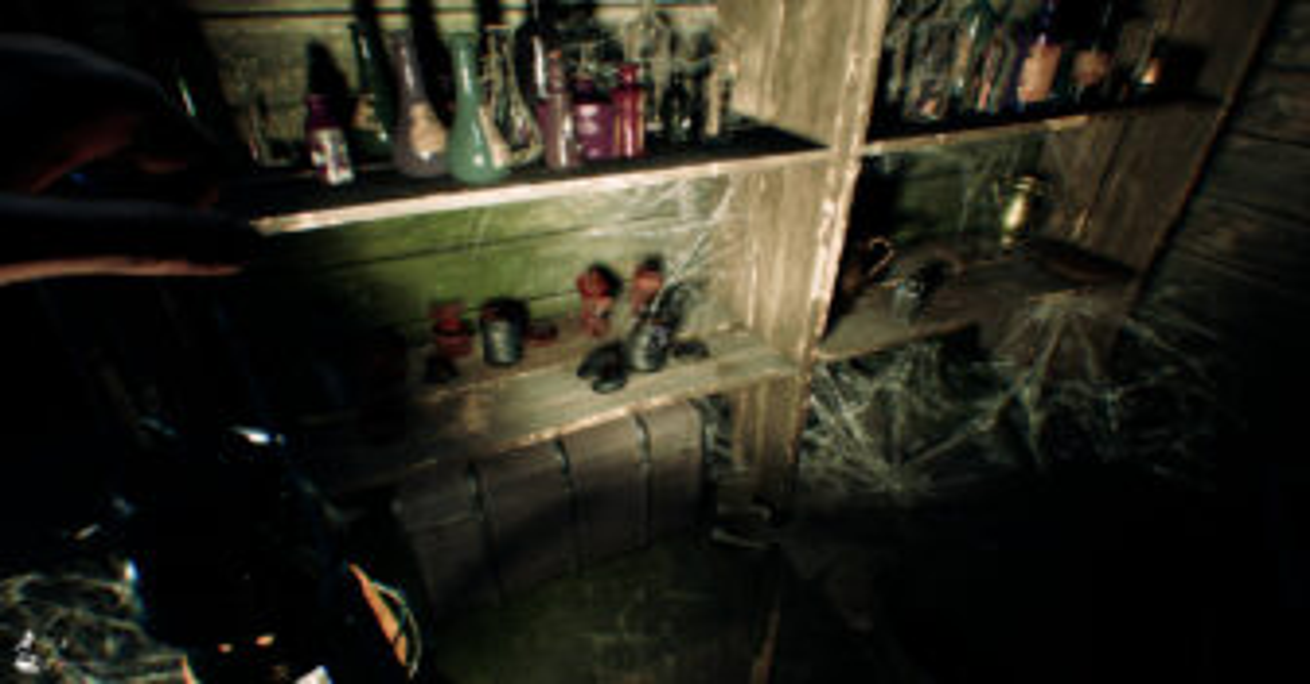 the beast inside12 1 336x189 - PlayWay's Next Horror Game Awakens The Beast Inside