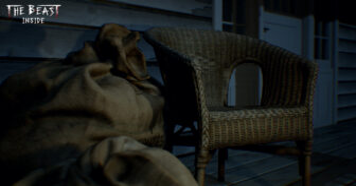 the beast inside5 1 336x189 - PlayWay's Next Horror Game Awakens The Beast Inside