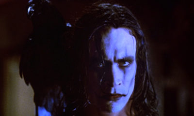 the crow brandon lee 400x240 - At This Point, Let's Just Put THE CROW Remake Down Forever