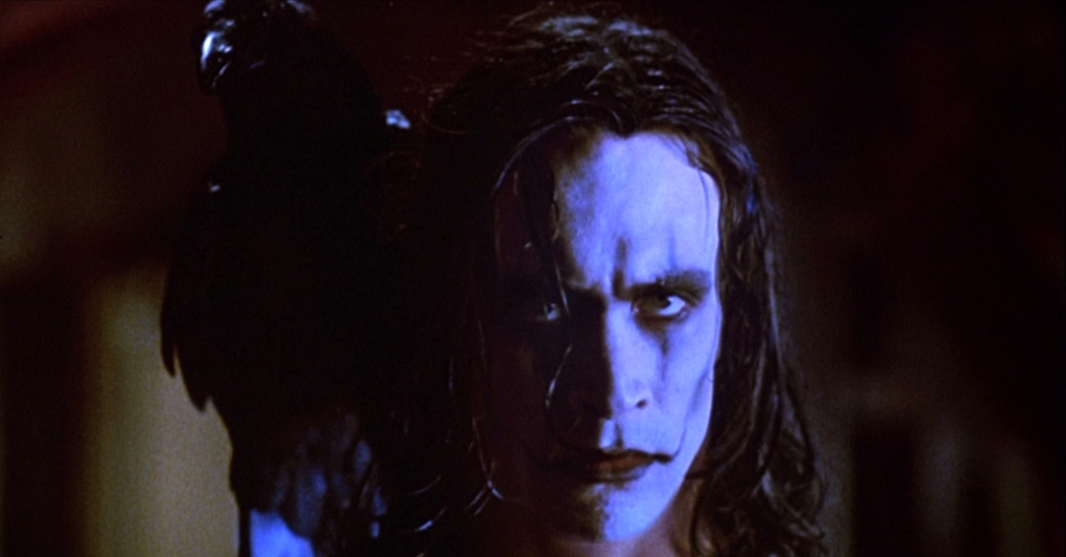 the crow brandon lee - At This Point, Let's Just Put THE CROW Remake Down Forever