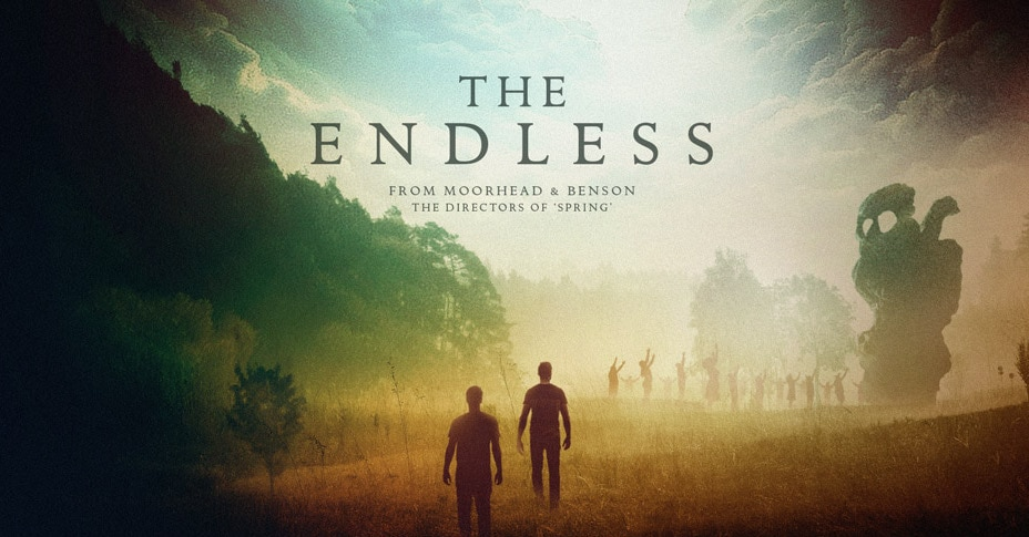 theendlessbanner928x485 - The Rise of the Literal Cult Film: Chatting with The Endless' Justin Benson and Aaron Moorhead