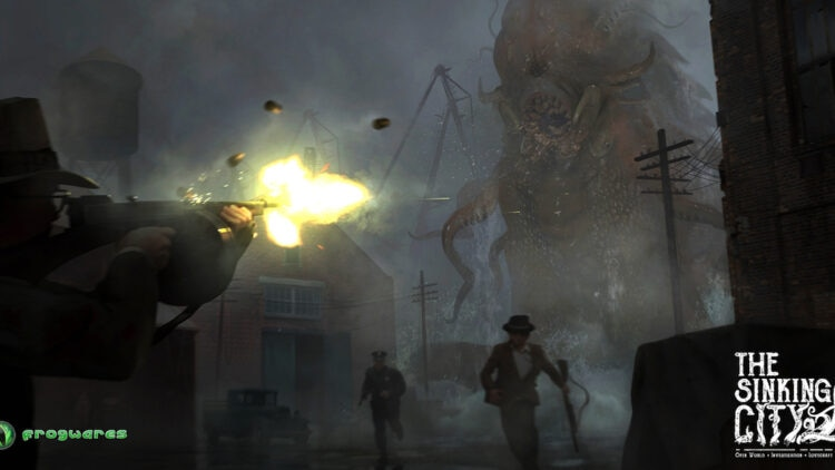thesinkingcity Attack on Oakmontbanner1200x627 750x422 - The Sinking City: Narrative Lead Sergey Ten Takes Us Into a Lovecraftian World