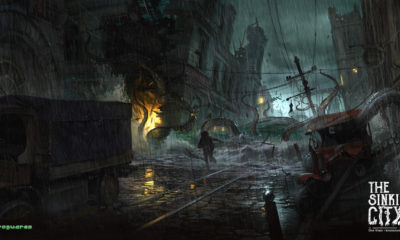thesinkingcity The Flood is Comingbanner1200x627 400x240 - The Sinking City: Concept Artist Andrey Roscha on Designing Beautiful Terror