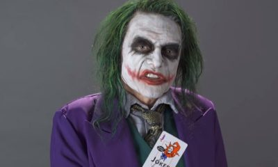 tommyjoke913 400x240 - Must-See: Oh Hi, Batman! Tommy Wiseau Auditions To Play The Joker