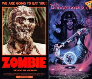 zombi and dungeon 300x258 - Recollections of a Teenage Monster: HEAVY METAL ZOMBIES