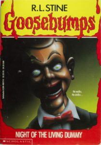 05uBqRB 209x300 - What Does R.L. Stine Think of the GOOSEBUMPS Flicks?