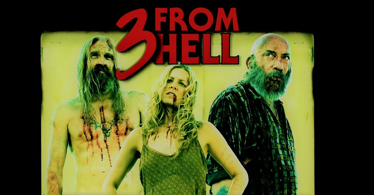 3 From Hell 1 - What the Hell Happens in 3 From Hell? Let's Speculate!