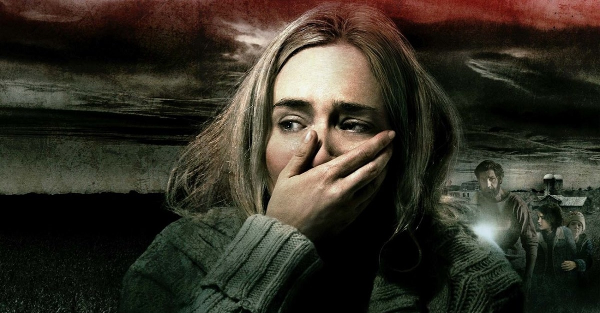 A Quiet Place - A QUIET PLACE 2 Casting Update: Brian Tyree Henry is Out, Djimon Hounsou is In