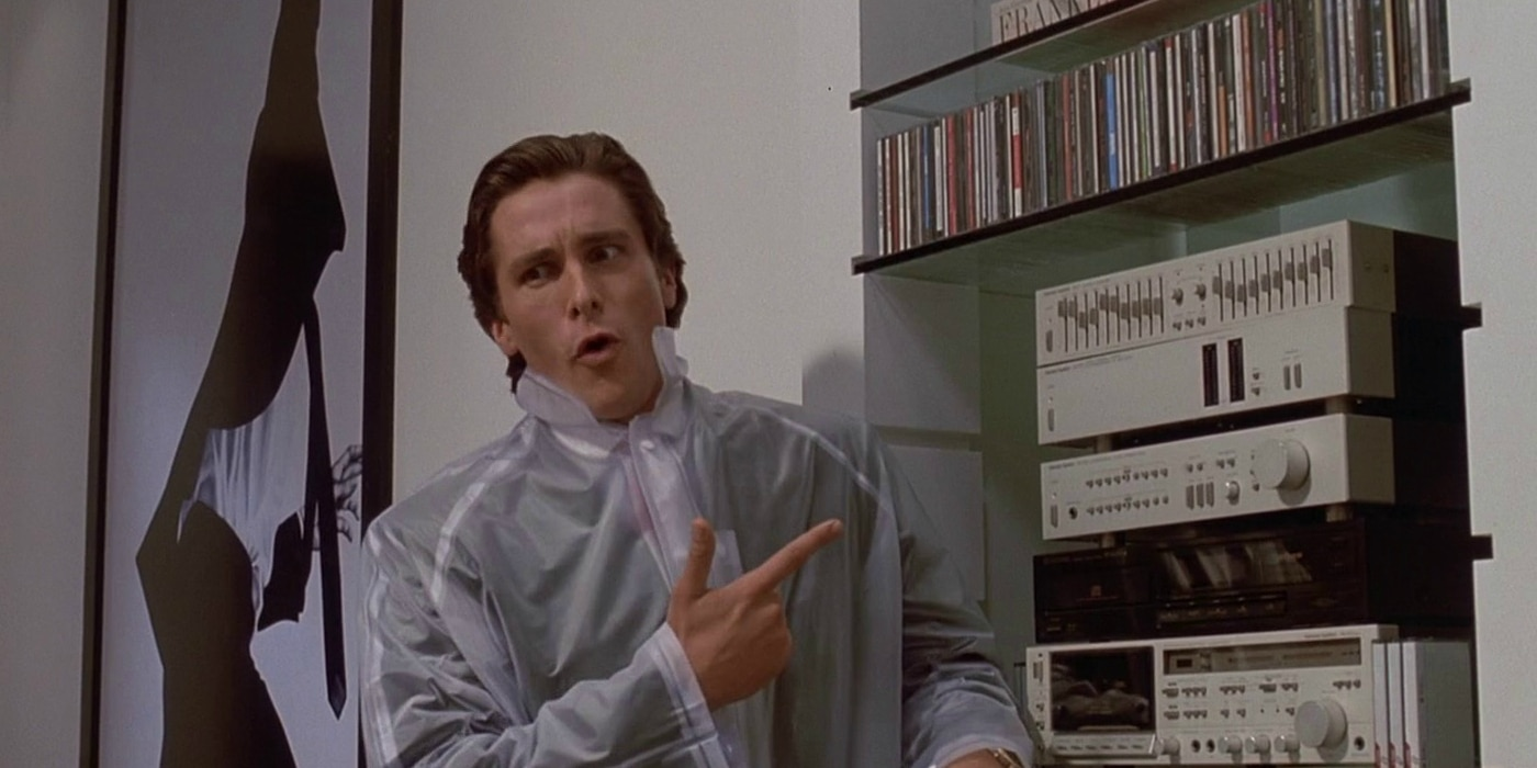 American Psycho 4 - Fearsome Facts: American Psycho (2000)