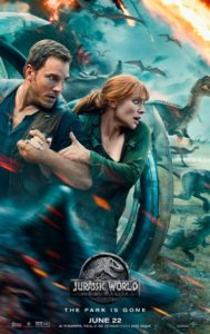 Another Fucking Jurassic World 2 Poster 189x300 - Jurassic World 2 Gets Yet Another Poster - and Funko Pop Figures!