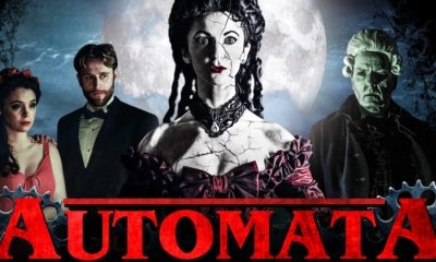 Automata Graphic Banner 400x240 - Trailer and Poster Revealed for Gothic Thriller Automata
