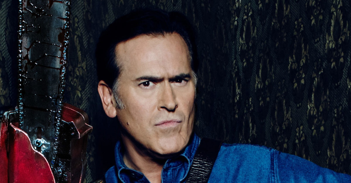 Bruce Campbell Ash e1546329140408 - EVIL DEAD's Ash is Coming to DEAD BY DAYLIGHT!