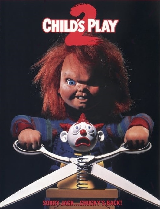 Childs Play 2 Poster - Fairy Tales and Killer Dolls: John Lafia and CHILD'S PLAY 2