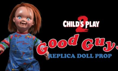 Chucky Doll Header 400x240 - Trick or Treat Studios' One-To-One Scale Chucky Doll Now Available for Pre-Order!