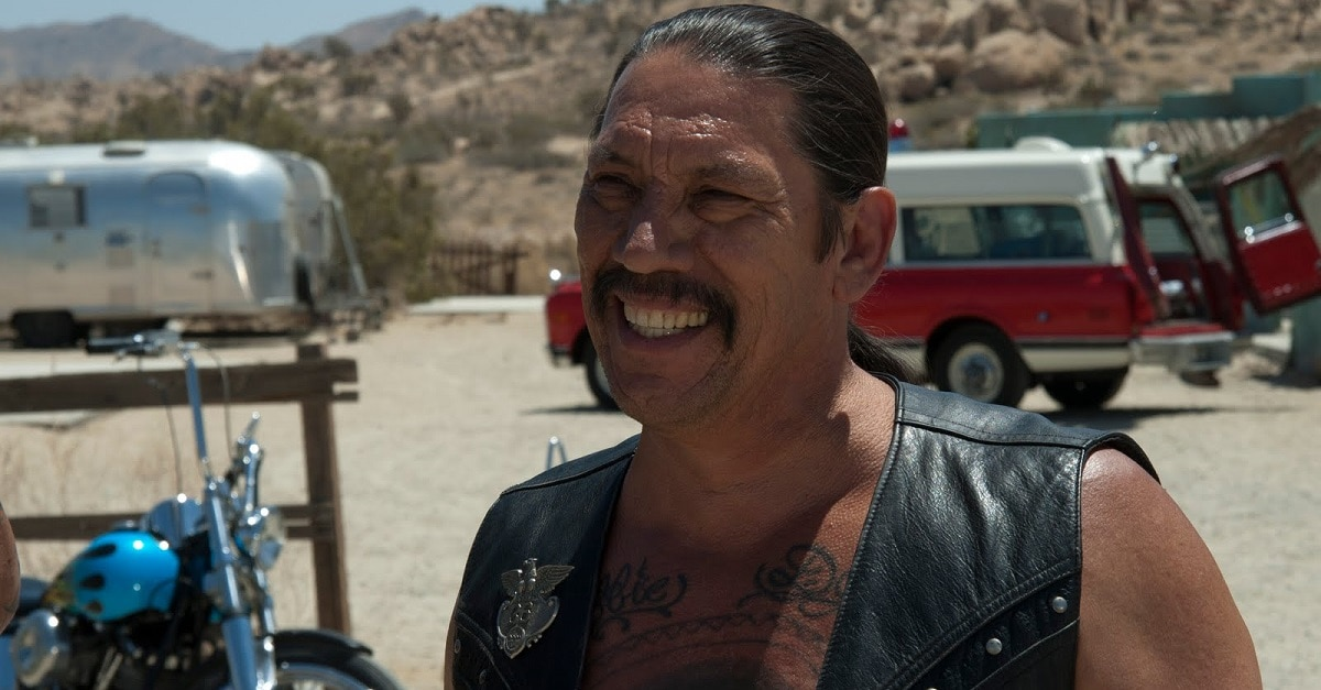 DannyTrejo - Danny Trejo Returns as Rondo from The Devil's Rejects in Rob Zombie's 3 From Hell!