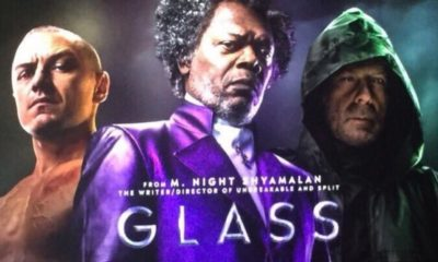Glass Poste 2r 400x240 - CinemaCon: Behold the Poster for M. Night Shyamalan's GLASS