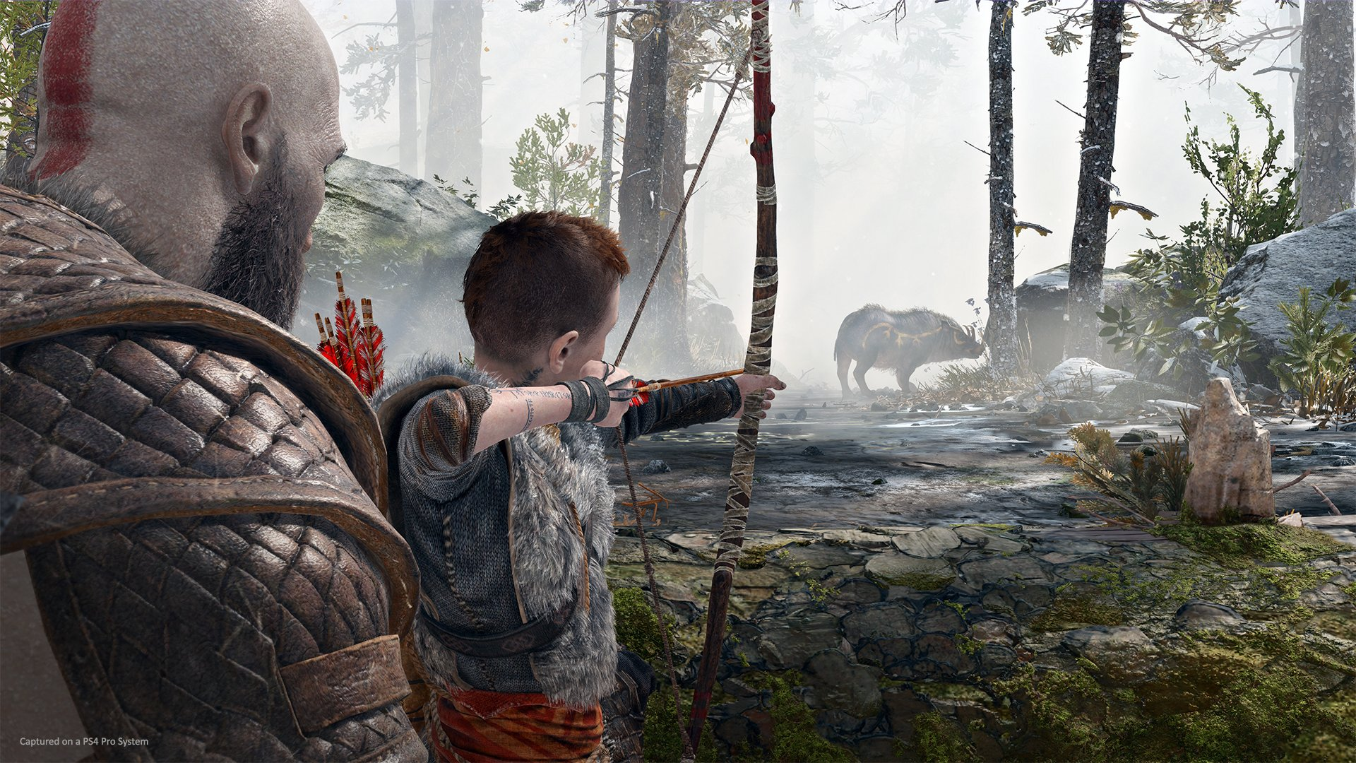 God of War Bow - GOD OF WAR Review - His Dad Can Beat Up Your Dad