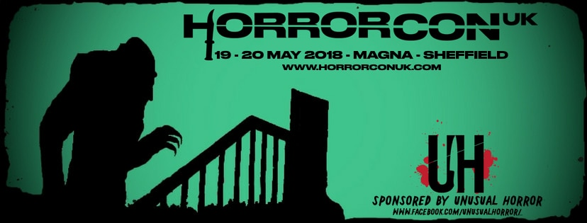 HC4 - Dario Argento Is Coming to HorrorCon UK 2018