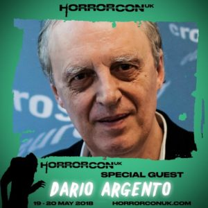 HC6 300x300 - Dario Argento Is Coming to HorrorCon UK 2018