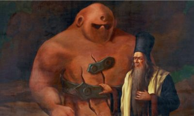 Hebrew Golem 400x240 - What Exactly Is a Golem? Beast of Jewish Folklore Getting Feature Film Reboot After 100 Years