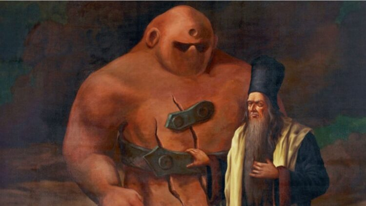 Hebrew Golem 750x422 - What Exactly Is a Golem? Beast of Jewish Folklore Getting Feature Film Reboot After 100 Years