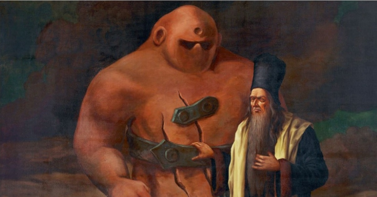Hebrew Golem - What Exactly Is a Golem? Beast of Jewish Folklore Getting Feature Film Reboot After 100 Years