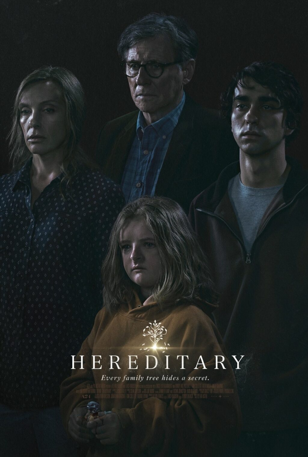 Hereditary Poster 2 1024x1517 - HEREDITARY Star MILLY SHAPIRO to Make 1st Horror Convention Appearance This Summer