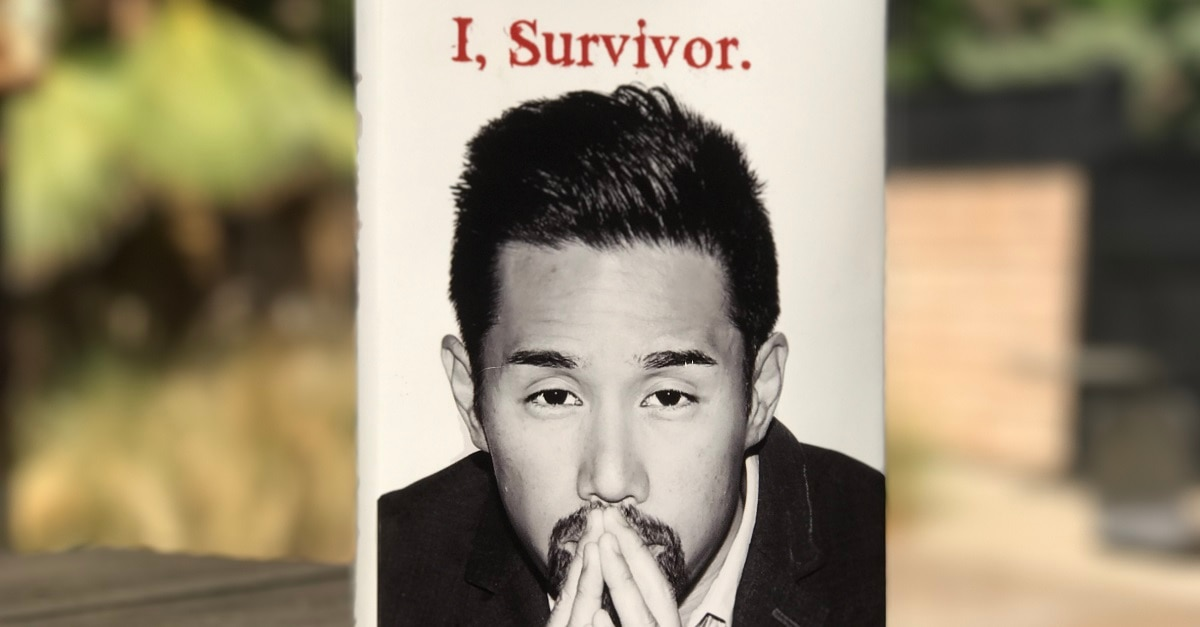 I Survivor Book - Victor Crowley Survivor Andrew Yong's Autobiography I, Survivor Coming Soon