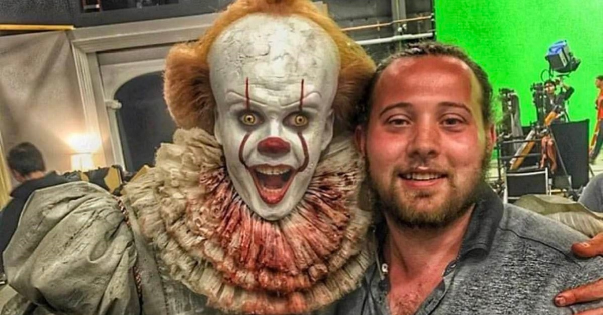 IT 2 BTS - IT: Chapter 2 Gets New Creative Team Behind the Scenes
