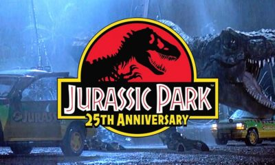 Jurassic Park 25th Anniversary 400x240 - The Jurassic Park 25th Anniversary Celebration Stomps Into Universal Studios Hollywood This May