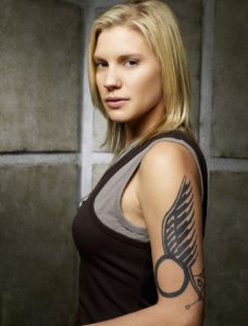 Katee Sackhoff 228x300 - Netflix Snags Katee Sackhoff for Scary New Sci-Fi Series