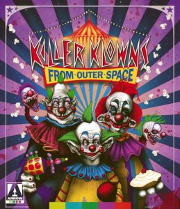 killer klowns from outer space 2 movie