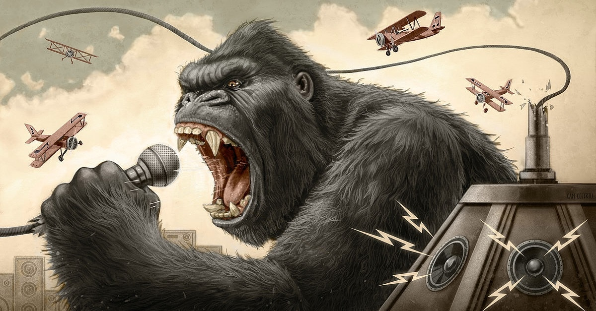 Broadway's KING KONG: THE MUSICAL Casts First Humans ...