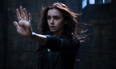 Lily Collins 400x240 - Lily Collins Joins Survival Thriller Titan