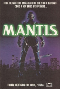 Mantis 201x300 - Exclusive: Talkin' Dream Warriors, Dream Master, and More With Production Designer Mick Strawn Part II