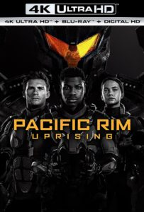 Pacific Rim 2 Bluray 203x300 - Pacific Rim Uprising Hits Blu-ray This June