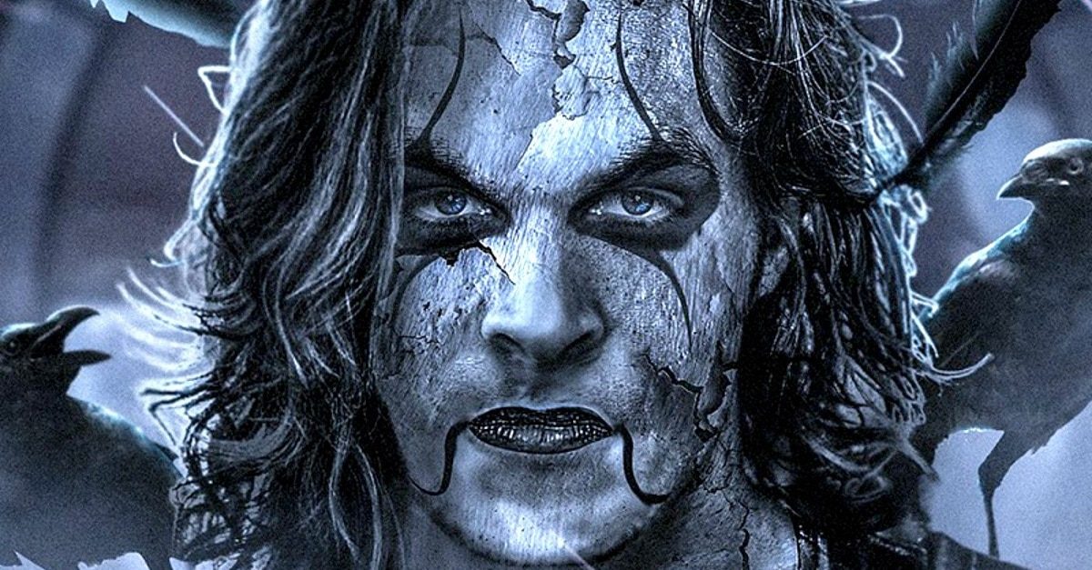 The Crow Jason Momoa - The Crow Reboot Begins Location Scouting