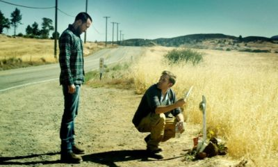 The Endless 2018 Aaron and Justin2 400x240 - Justin Benson & Aaron Moorhead Discuss The Endless, Resolution, and Red Marijuana