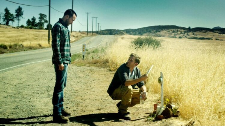 The Endless 2018 Aaron and Justin2 750x422 - Justin Benson & Aaron Moorhead Discuss The Endless, Resolution, and Red Marijuana