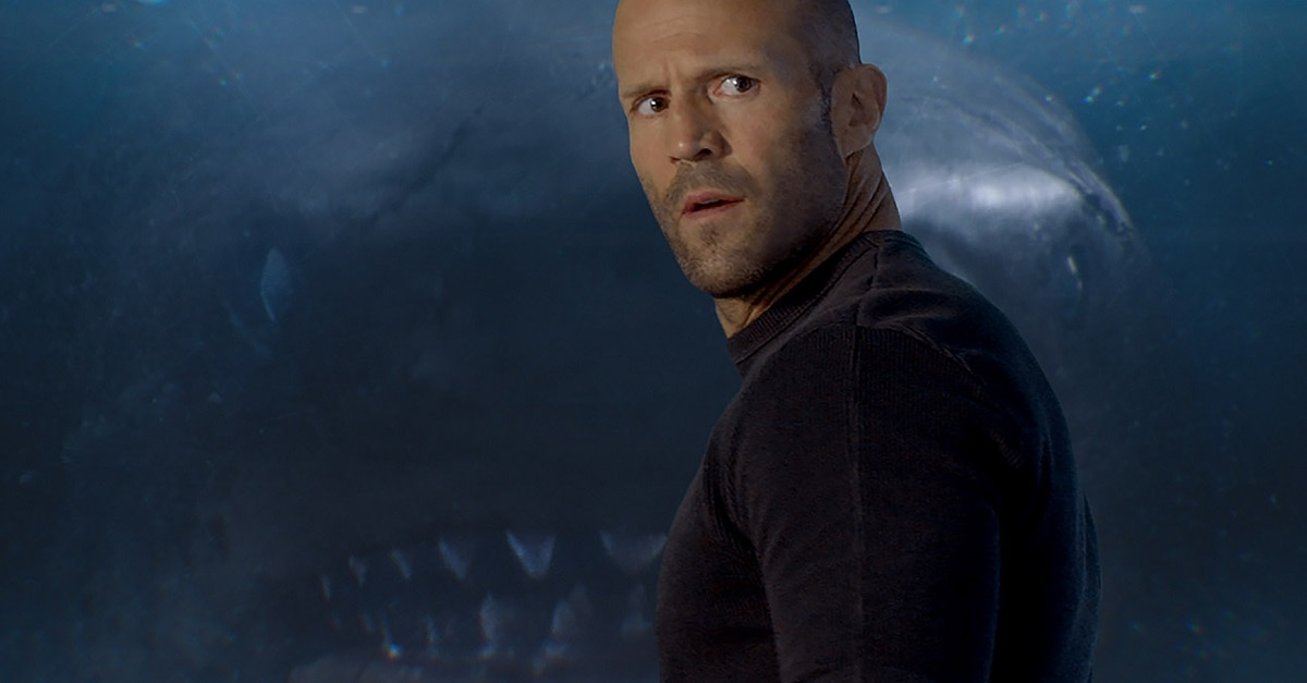 The Meg New - We Attended The Meg Trailer Release Event and It's Huge