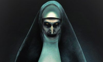 The Nun 1 400x240 - New UK Poster for THE NUN is Gothic Horror Art