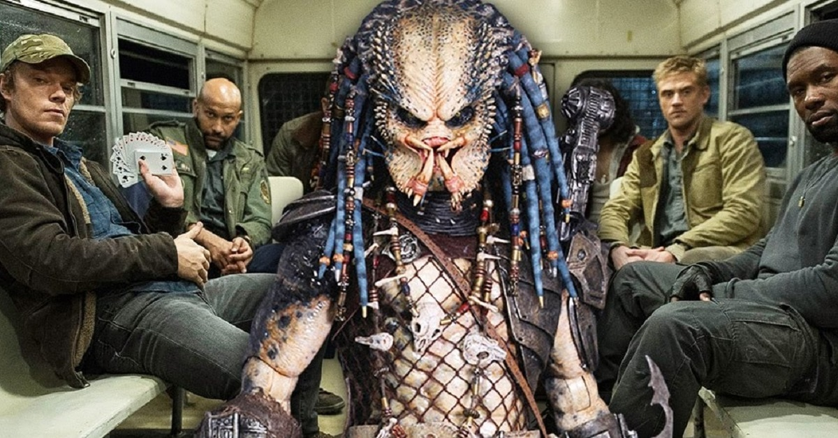 Trailer For Shane Black S The Predator Will Debut At