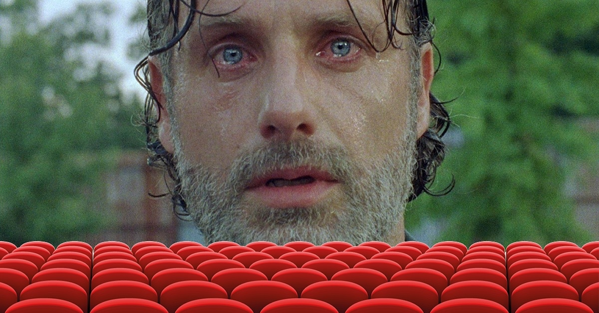 The Walking Dead Movie - Walking Dead Movie In the Works?