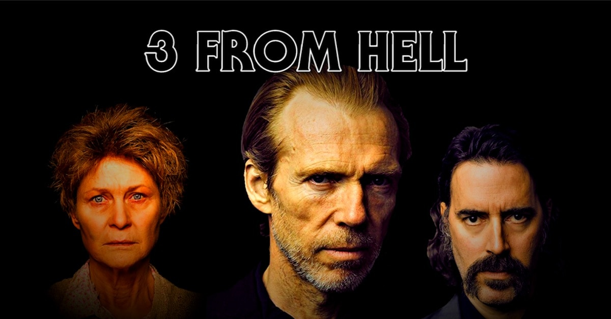 TheREAL3FromHell - What the Hell Happens in 3 From Hell? Let's Speculate!