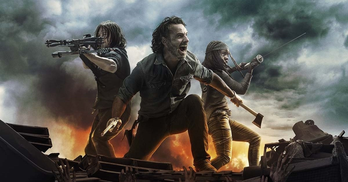 TheWalkingDead - The Walking Dead Will Be A New Show Next Year With a Bigger, New Narrative
