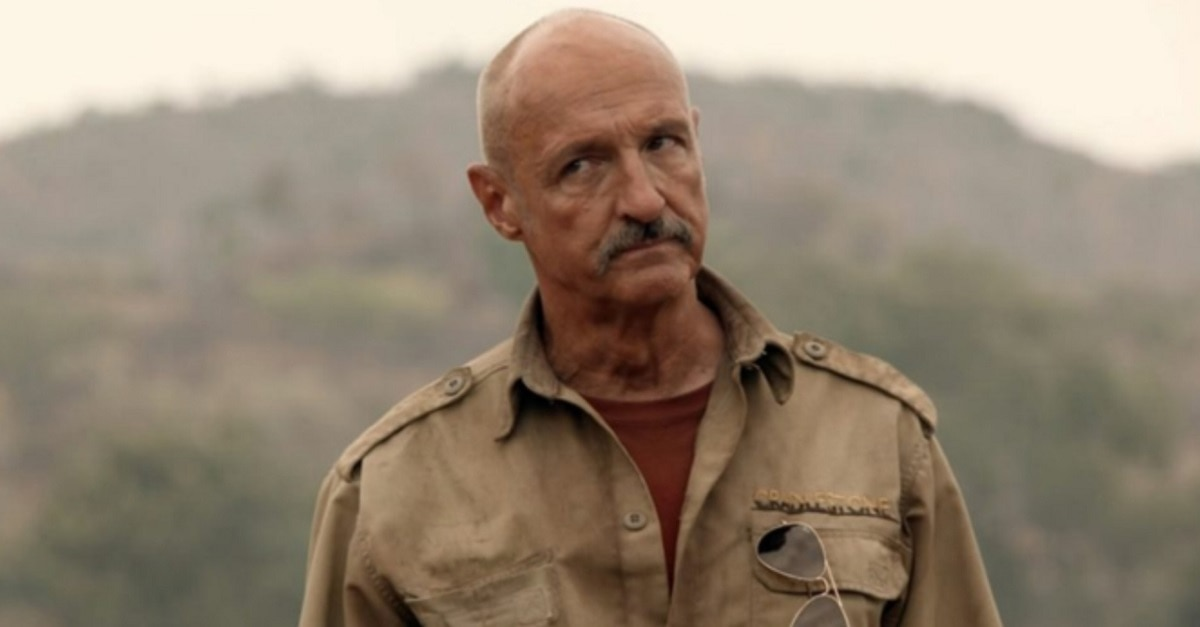 Tremors 7 1 - Michael Gross Talks TREMORS 7 and Underwater Graboids