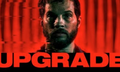 UpgradePosterDC Copy 400x240 - Blumhouse's UPGRADE Hits Digital, DVD, and Blu-ray this August