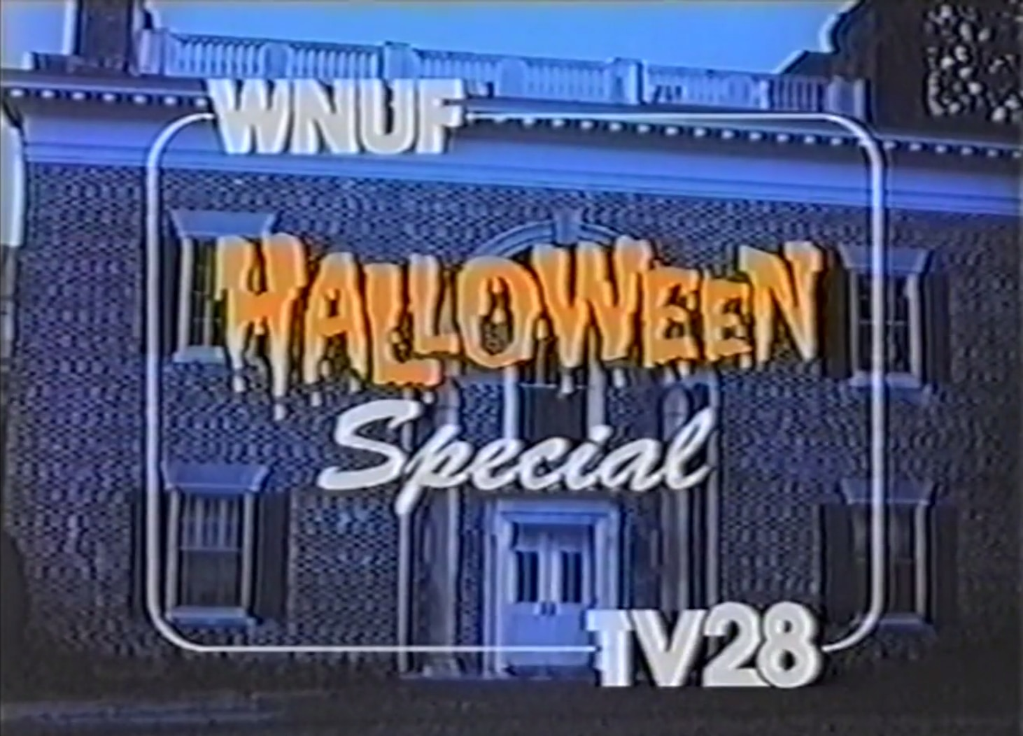WNUF - Who Goes There Podcast: Ep 158 - WNUF Halloween Special