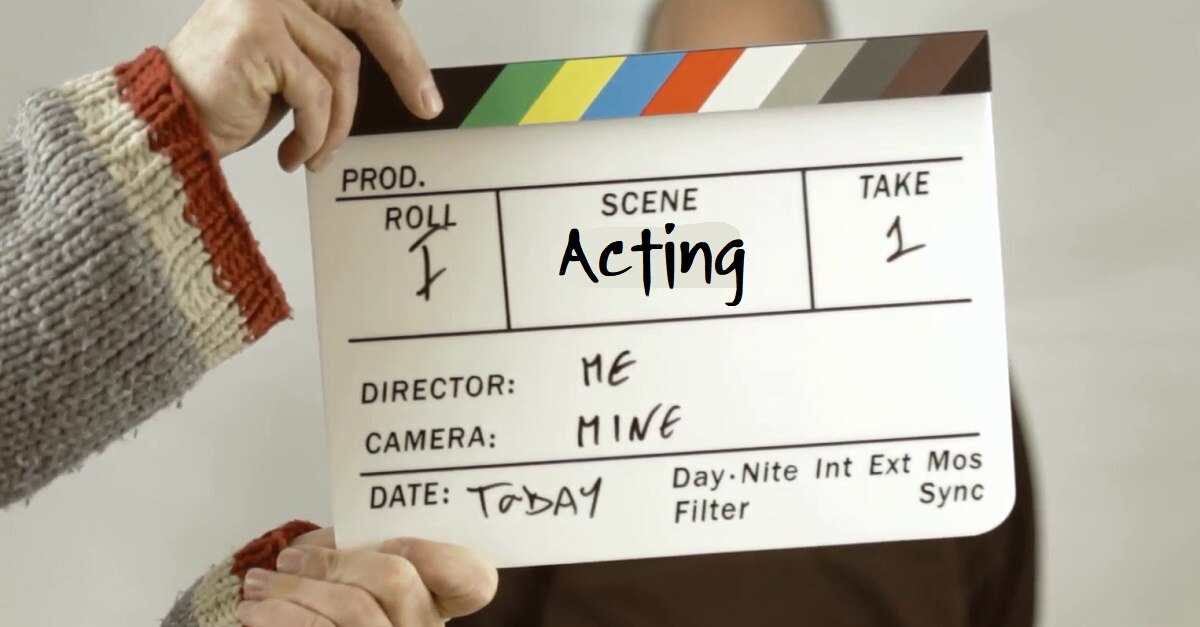 Working Actor - What's It Like Being a Working Actor? Let's Find Out!