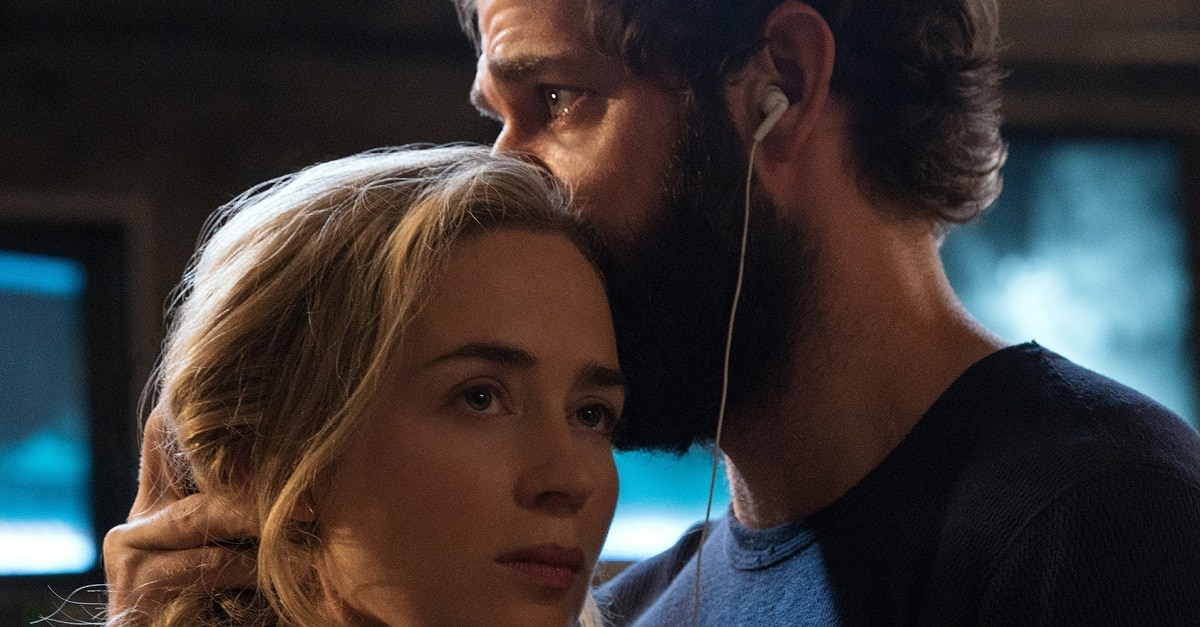 'A Quiet Place' dethrones 'Ready Player One' at the weekend box office